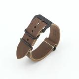 Perhiasan Pengganti Kulit Band Tali Pengikat Sabuk 22Mm For Pria Atau Pun Wanita Coklat Emylo Diskon 30