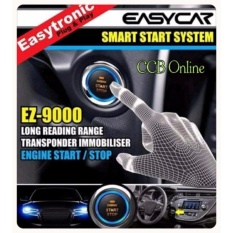 PERODUA Plug and Play Key-less Engine Push Start System withImmobilizer (EZ9000-T4A) FOR MYVI 2013-2016.ALZA 2014-2016.AXIA2015-2016 - intl