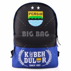 Spesifikasi Tas Ransel Persib Kabeh Dulur Tas Laptop Backpack Blue Tas Pria Tas Bola Tas Fashion Pria Lengkap