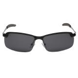 Toko Personal Terpolarisasi Uv400 Matahari Kacamata Hitam Untuk Penerbang Pria Abu Abu Online Di Hong Kong Sar Tiongkok