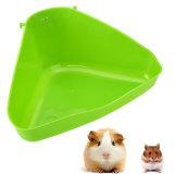 Tips Beli Pet Sudut Toilet Sampah Baki Kotak For Cat Mouse Tikus Kelinci Hamster Tikus