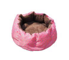 Toko Anjing Peliharaan Kucing Bulu Mewah Flanel Hangat Tidur Bantal Lunak Sarang Bantalan Rumah Nyaman Mat Intl Terlengkap