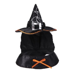 Pet Supplies Anjing Topi Hiasan Meriah Magic Wizard Hat-Intl