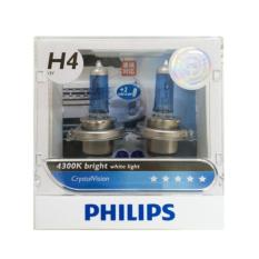 Spesifikasi Philips Bulbs H4 4300K 12V 55Watt Online