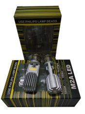 Philips Lampu Led H6 Pnp Hi Lo Honda Vario 125