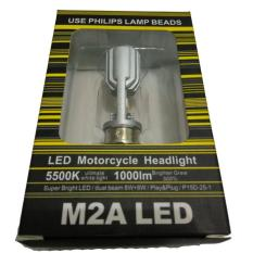 Philips - Lampu Motor Led Hi/Lo DC tipe H6 Matic Bebek