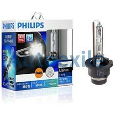 Philips Ultinon GX HID D4S 42V 35W 6200K Putih - Lampu Depan Mobil Lexus GS300 GS350 GS430 GS450 LS460 Alphard