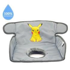 Piddle Pad untuk Potty Training Balita Bayi Baby Car Seat Liner Waterproof/Bebas Bocor Teknologi Kualitas Premium Kursi Saver Pokemon Pikachu Mesin Cuci & Kering Oleh Alpha-Satu Penjual-Intl