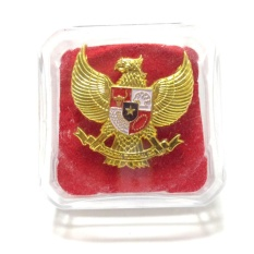 Pin Bros Bross Logo Garuda