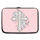 Toko Pink Superior Neoprene Cross Sleeve Case For All Laptop 15 Intl Murah Tiongkok
