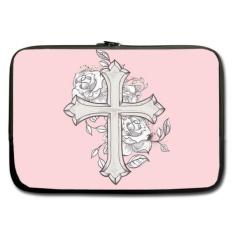 Harga Pink Superior Neoprene Cross Sleeve Case For All Laptop 15 Intl Oem