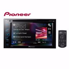 Ulasan Tentang Pioneer Avh 195Dvd Head Unit 2Din Double Din Tape Audio Mobil Hitam