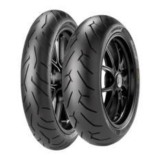 Dimana Beli Pirelli Diablo Rosso Ii 120 70Zr17 Drii F Radial Front Tyre Made In Germany Pirelli