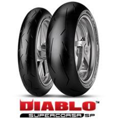 PIRELLI DIABLO SUPERCORSA SP - Paket Ban Motor Depan+Belakang 120/70-R17 & 180/55-R17 [GRATIS INSTALASI]