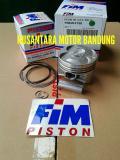 Jual Beli Online Piston Kit Satria Fu 150 63 5 Pin 16 Raccing Fim Izumi
