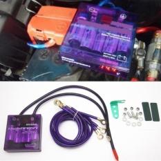 Toko Pivot Mega Raizin Voltstabillizer Aki Mobil 21000Mf Yang Bisa Kredit
