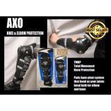 Ulasan Mengenai Platinum Axo Decker Pelindung Siku Dan Lutut Hitam Toko Berkah Online