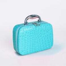 Point Set Koper Kosmetik Kapasitas Besar Kotak Organizer Jinjing Dandan Produk Perawatan Kulit