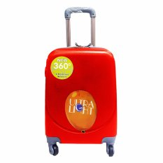 PoIo Hoby Koper Hardcase Luggage 24 Inch 705 Red Waterproof