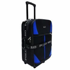 PoIo Milano Koper Bahan Ukuran 16 Inchi 738-16 Expandable Original - Black Blue
