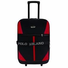 PoIo Milano Koper Bahan Ukuran 16 Inchi 738-16 Expandable Original - Black Red