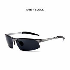 Terpolarisasi Sunglasse Pria Klasik Desain Polisi Sun Kacamata Hd Mengemudi Aksesoris Malam Kacamata Intl Diskon Akhir Tahun