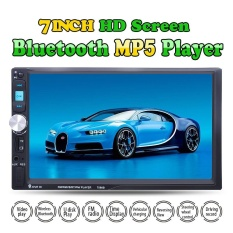 Review Polarlander 2 Din Hd 7 Inch Mobil Radio Bluetooth Mp5 Player Stereo Head Unit Fm Usb Aux Intl Di Tiongkok