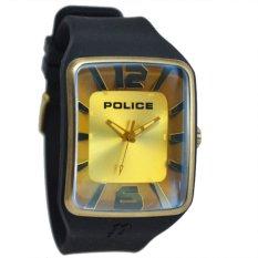 Police - Jam Tangan Pria - Hitam - Karet - 14745JPBQG-22P
