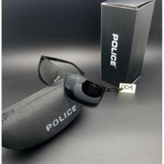Police - Sunglasses Polarized For Men Police - Full Black Manaf Distro