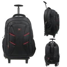 Polo Classic 2053-21 Backpack 2IN1 Multyfungsi Trolley 20