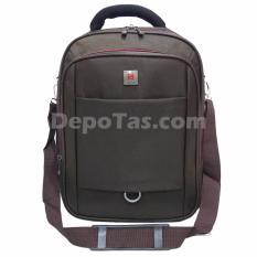 Jual Polo Classic 2153 21 Tas Multifungsi Coklat Jawa Timur Murah