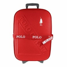 Polo Classic 5411 Tas Koper Kabin Softcase 20 inch Expanding - Red
