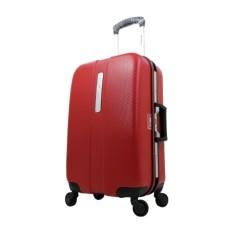 Spesifikasi President Trolley Koper Fiber Hardcase Luggage 24 Inch 5259 24 Tsa Red Dan Harganya