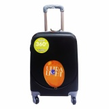 Beli Polo Hoby Koper Hardcase Luggage 18 Inchi 705 Black Waterproof Murah