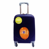 Situs Review Polo Hoby Koper Hardcase Luggage 24 Inchi 705 Blue Waterproof