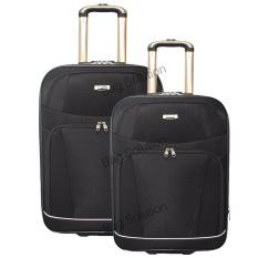 Harga Polo Hunter Tas Koper Softcase Set Expandable 2 Roda 596 18 22 Inchi Hitam Branded