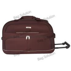 Polo Hunter Tas Kabin Trolley - Duffle Bag with Trolley - Tas Pria Tas Wanita Travel