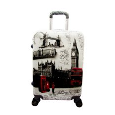 Model Polo Milano Hard Case Luggage Down Town Sets 20 Terbaru