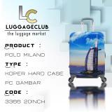 Jual Beli Polo Milano Hardcase 3366 24 Banten