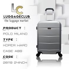 Diskon Polo Milano Koper Hardcase 28119 24 Polo Milano
