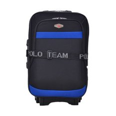 Polo Team 0885 Cabin Trolley 20 Biru Diskon Indonesia