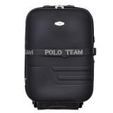 Polo Team 933 Koper Kabin Size 18 Inch Hitam Gratis Pengiriman Jabodetabek Polo Team Diskon 40