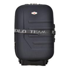 Spesifikasi Polo Team Tas Koper 2 Roda 935 Hitam Merk Polo Team