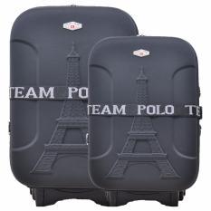 Beli Polo Team Tas Koper Expander 2 Roda Set Size 24 20 Inch 936 Hitam Cicil