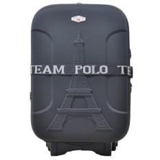 Beli Polo Team Tas Koper Kabin Expander 2Roda Size 18Inch 936 Hitam Dengan Kartu Kredit