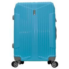 Review Pada Polo Team Tas Koper Hardcase 717 Size 20 Inch Biru