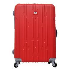 Harga Polo Team Tas Koper Hardcase Kabin Size 20 Inch 005 Merah Baru