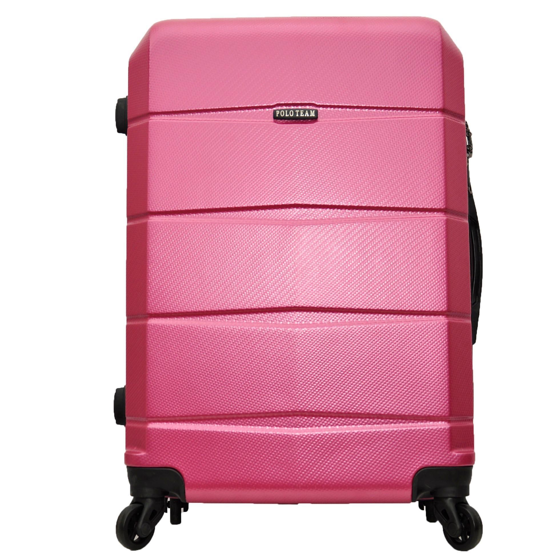 Produk Promo Koper Polo Expley Hardcase Luggage 20 Inchi 6601 Tas Design 4 Roda Putar Team Kabin Size Inch 301
