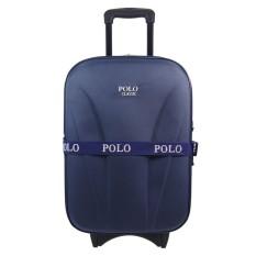 Polo Classic 5370 - Tas Koper Kabin Softcase 20 inch - Tas Koper Pria Tas Koper Wanita