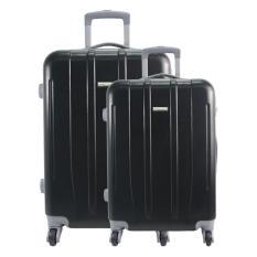 Spesifikasi Polo Twin Hd 1612 Tas Koper Hardcase Set 18 Inch 22 Inch Black Bagus